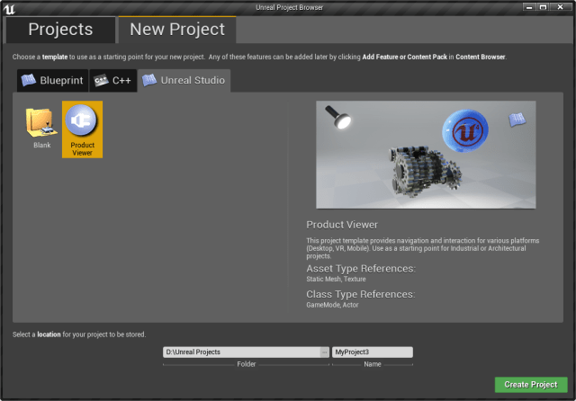 engineering com - Unreal Studio for Engineers Part 1