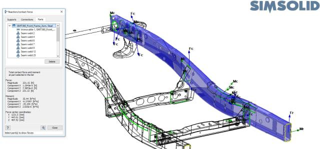 engineering com - SimSolid Faster than FEA, Just as Accurate